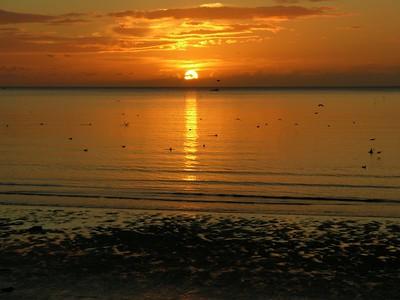Sunrise at Seaton beach #15
