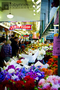 Pike Place Market in Seattle, Washington (photo 08/2010)