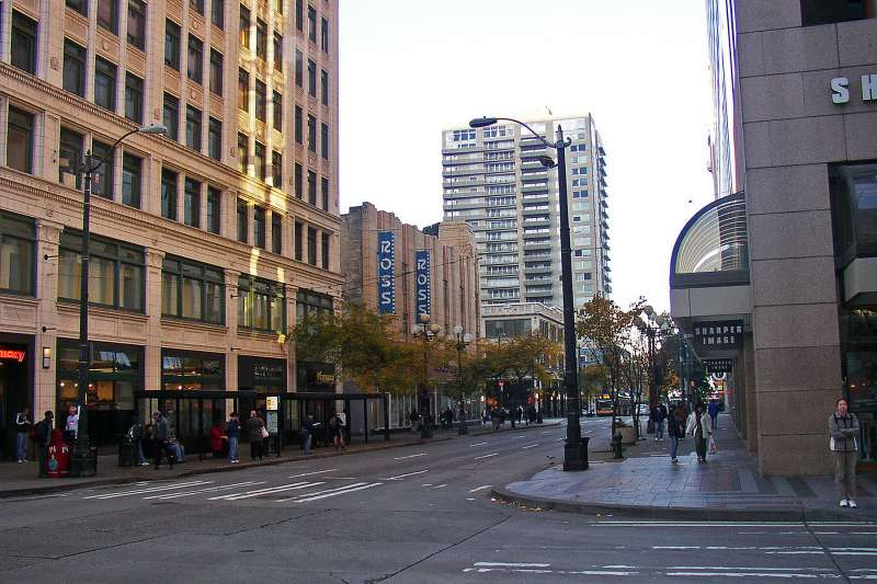 "The ""walking"" tour of Seattle"