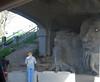 The giant under the bridge