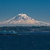 Mount Ranier, Seattle