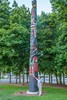 Who can resist a totem pole. This one is next to the Museum of Pop Culture.