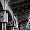 Aurora bridge, underside.