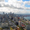 View to Downtown Seattle