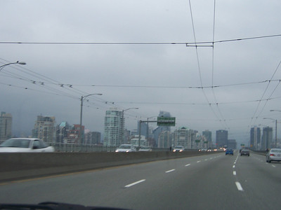 Seattle can be a little bit gray and rainy.