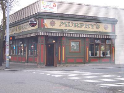 An Irish pub.