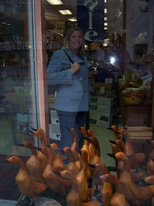 Ducks crossing!