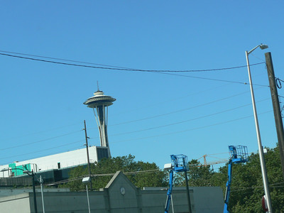 Seattle 2007 - Friday July 27
