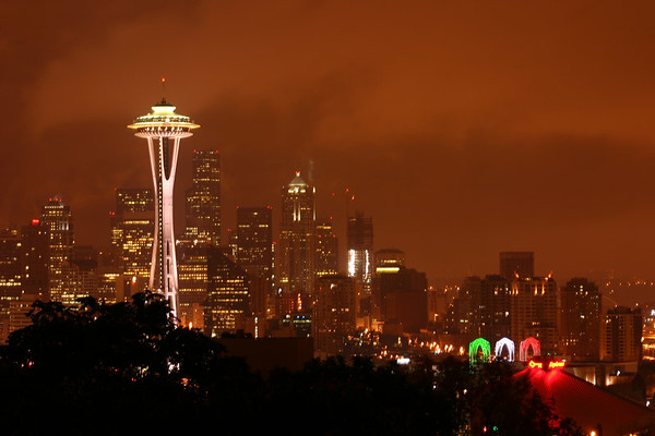Seattle October 2005