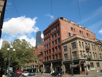 Seattle - Pioneer Square