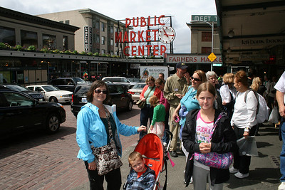 Seattle Public Market - June 2012