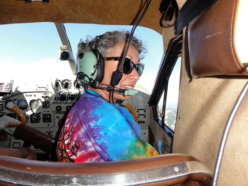 Co-pilot in Control.