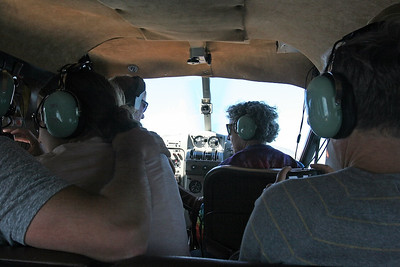 Pilots consulting about ???