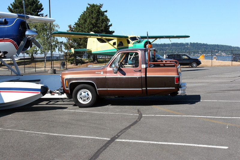 Funny Looking Tow Truck.