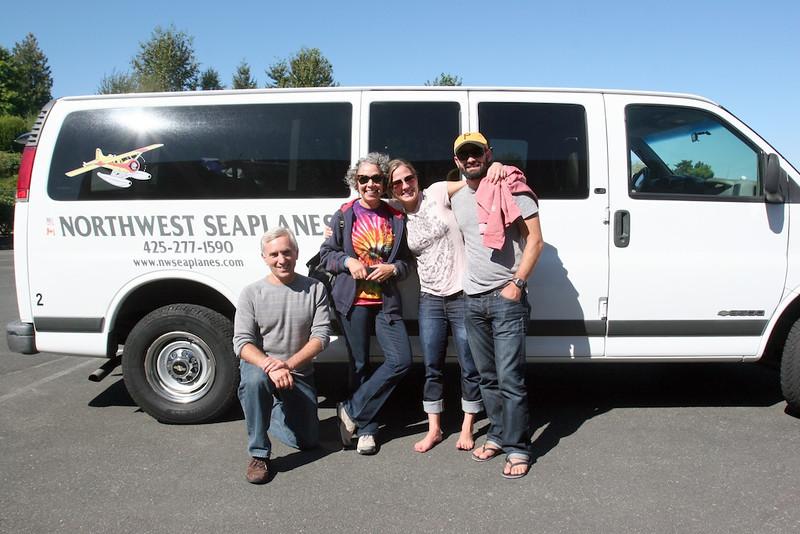 Kenny, Joyce, Jen and Joe