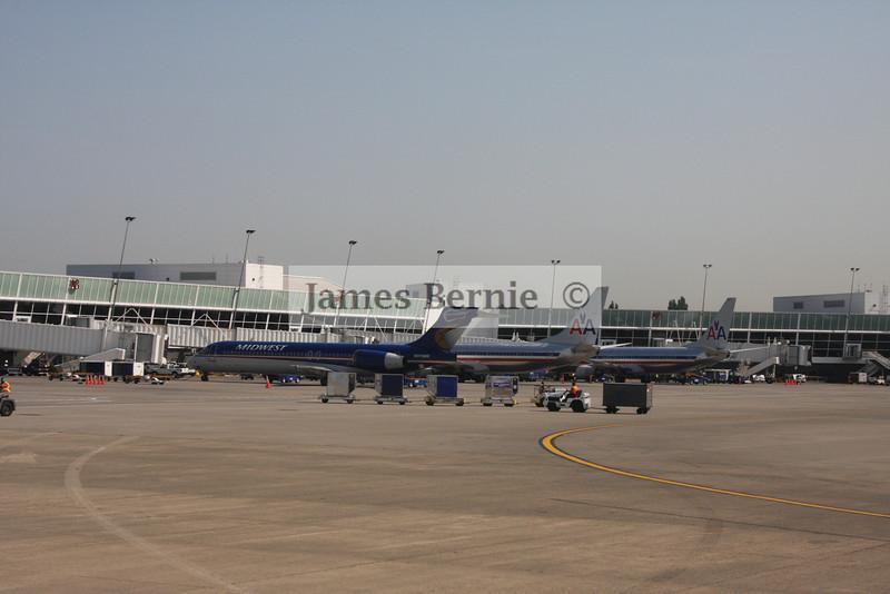 In flight, Denver, Co, Seattle, WA, Southwest Airlines, September 2008