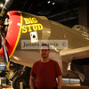 Yup, that is me! Seattle, WA, The Museum of Flight, September 2008