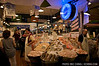 A fish store at Pike Place Market, Seattle