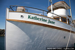 The M/V Katherine Jane at Des Moines Marina, Seattle