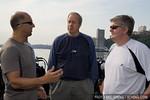 Martin Heyn, Bruce Yates, Dave Hicks