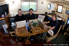 Simon Rogerson, Eric Cheng, and Matt Segal on the M/V Katherine Jane
