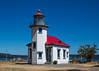 Point Robinson Light Station on Vashon Island