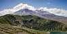 Mount St. Helens, east face