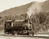 2-8-2T ALCO Rod Locomotive