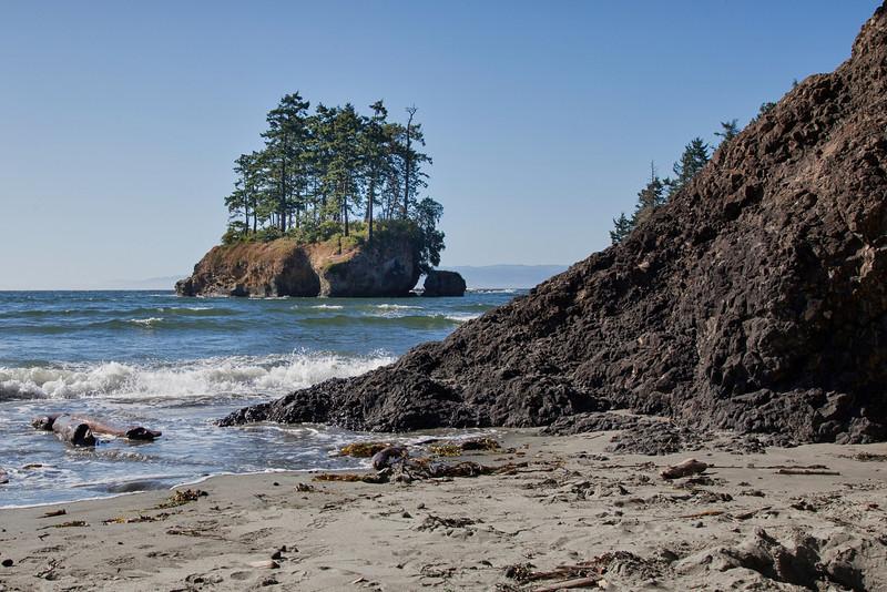 Northern Olympic Peninsula, Washington State