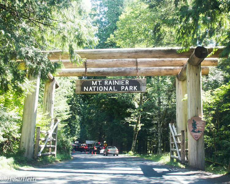 Nisqually entrance