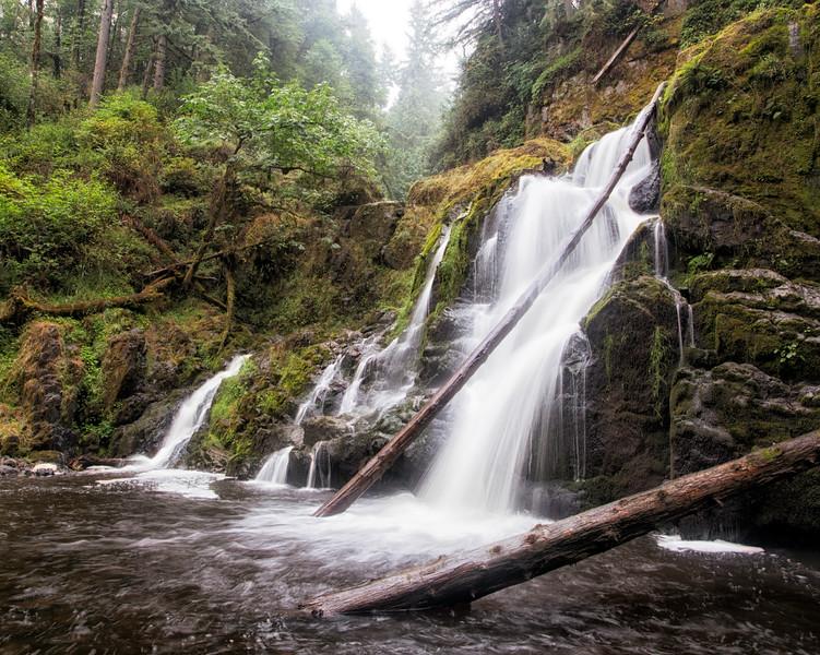 Mashed Falls