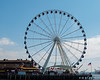 Seattle Sky Wheel, see it all from 500 feet up