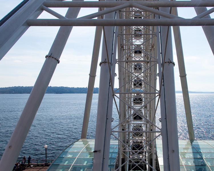 Seattle Sky Wheel