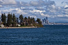 Seattle from Bainbridge Island Ferry