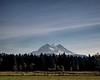 Mt. Rainier by moonlight.