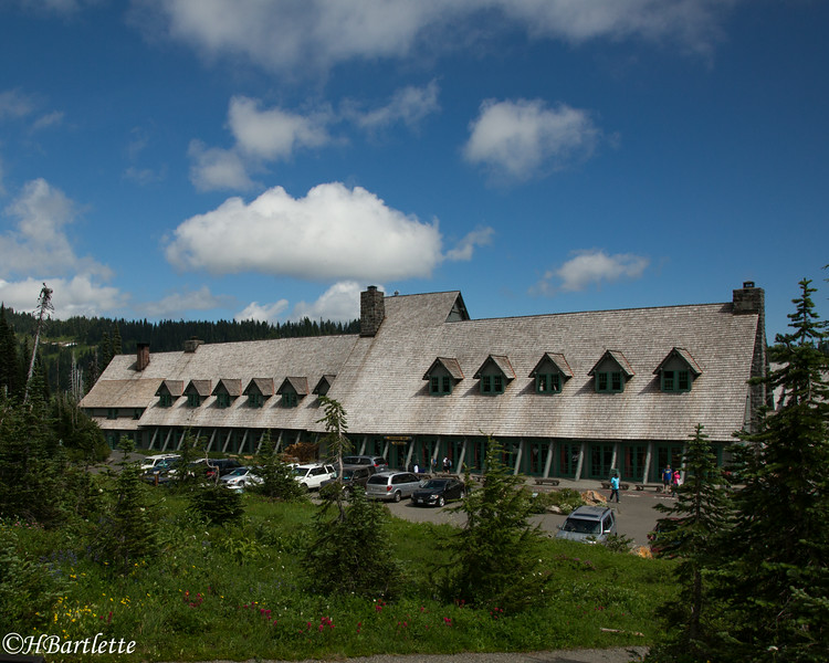 Paradise Visitor Center