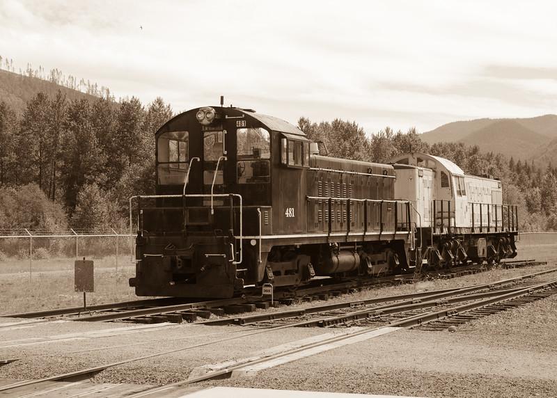 Reserve engines