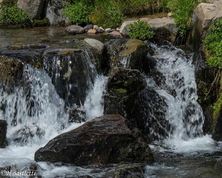 Paradise Trail Waterfall
