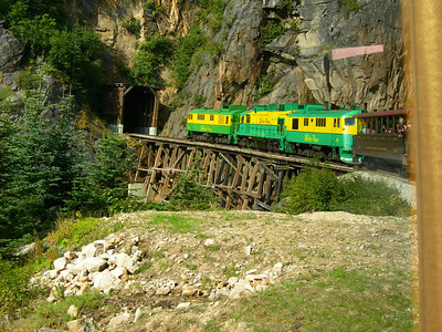 Skagway - White Pass Railroad