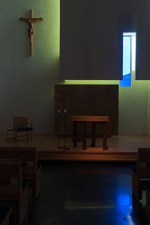 Chapel of St. Ignatius, University of Seattle