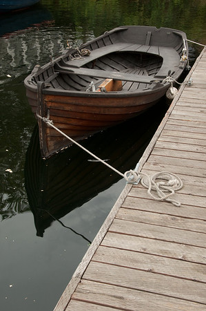 at the Center for Wooden Boats, Seattle