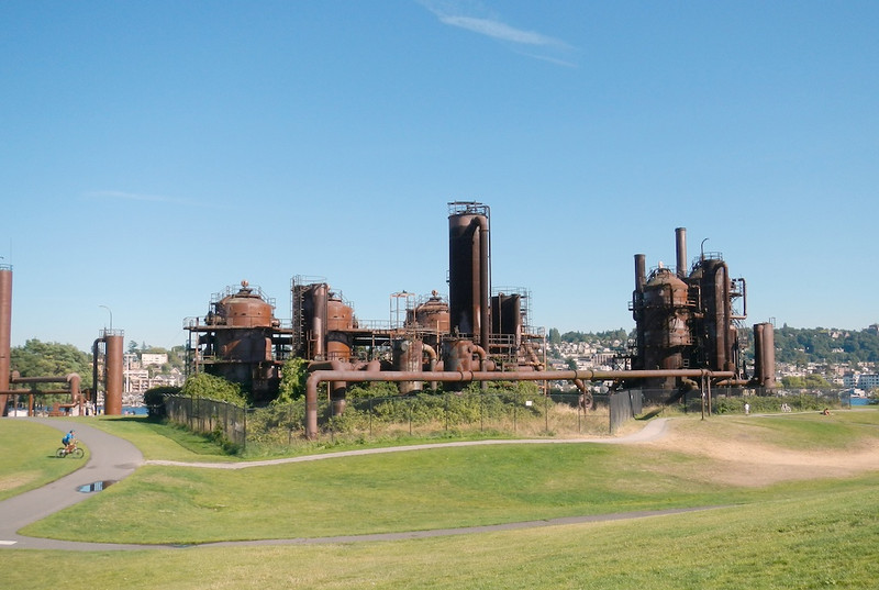 The Gas Works