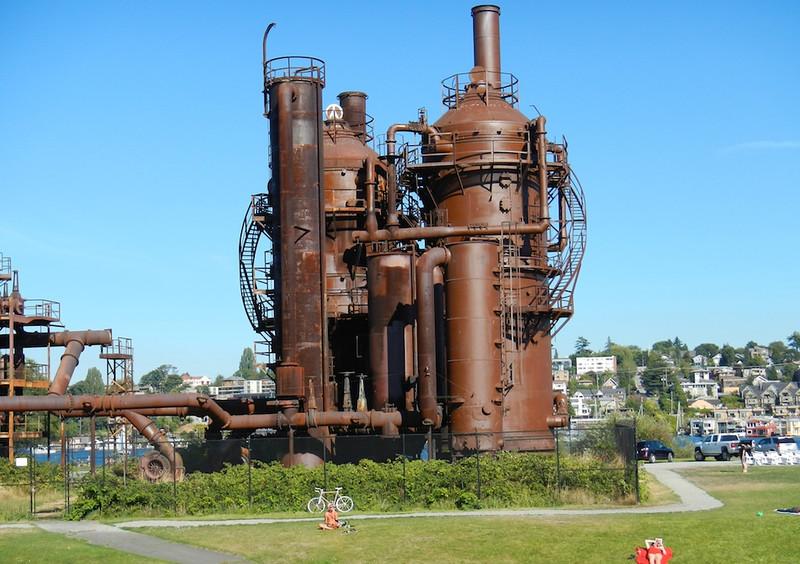 Coal Gassification Plant