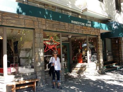 Joyce at Rhinestone Rosies