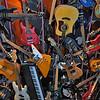Seattle - Music & SciFi Museum - guitar vortex