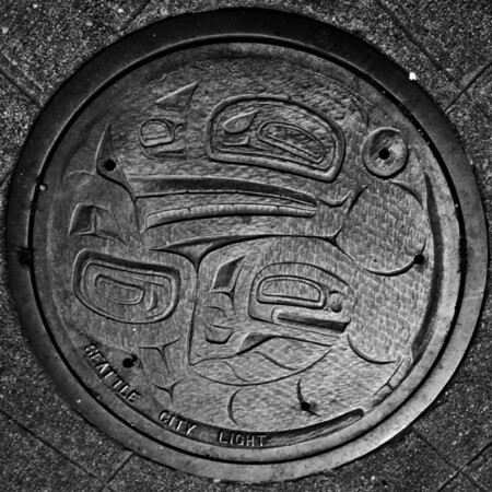 Manhole cover