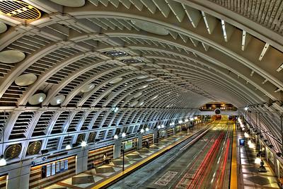 Pioneer Square Station - Seattle, WA