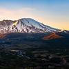 Mt Saint Helens Sunrise