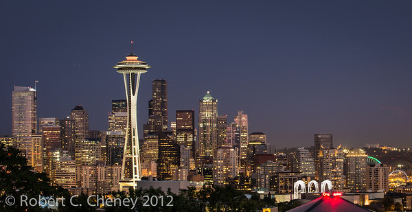Seattle, August 16, 2012, 8:30 PM