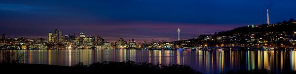 Seattle skyline 0002